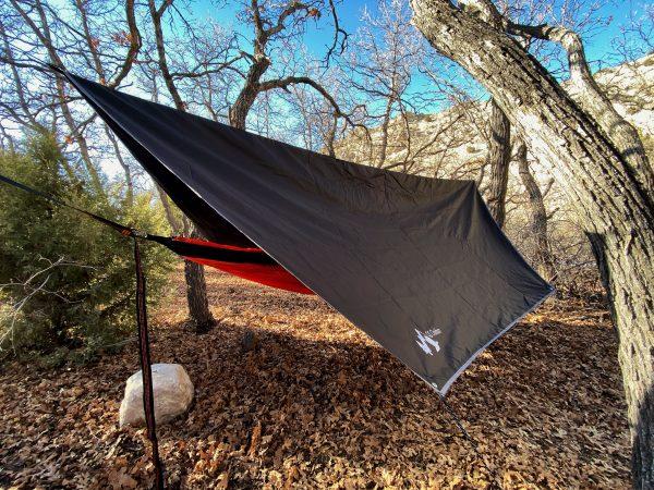 Sloth shade tarp