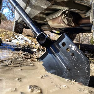 badger claw shovel